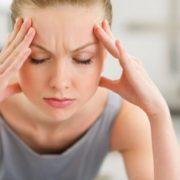 как снять головную боль при остеохондрозе