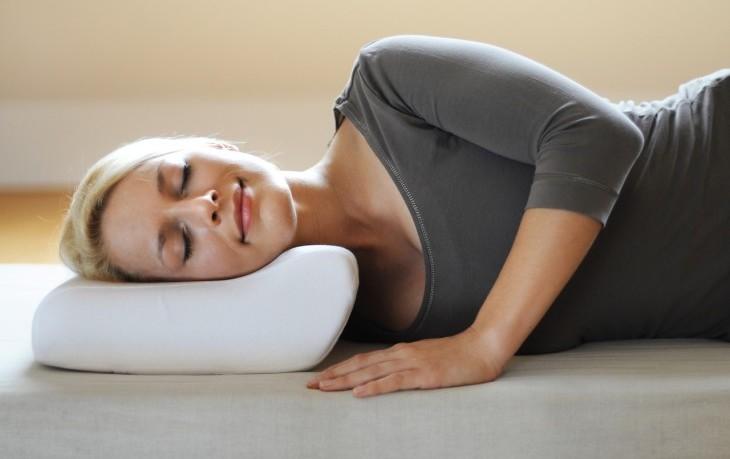Ортопедические подушки при остеохондрозе шейного отдела
