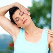 какие упражнения делать при шейном остеохондрозе