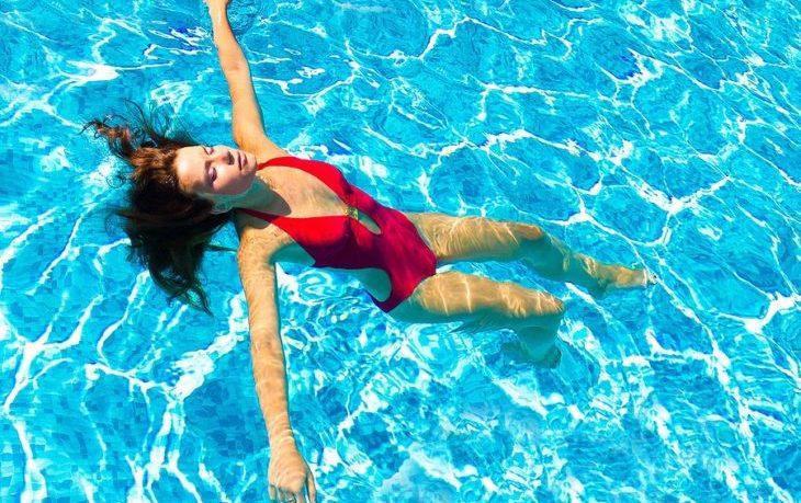 Особенности плавания при остеохондрозе