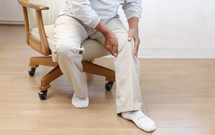 Остеохондроз коленного, тазобедренного сустава, седалищного нерва
