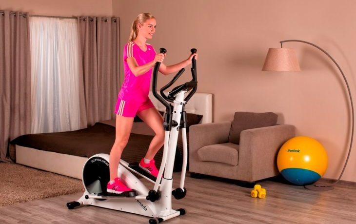 Проводим тренировки при остеохондрозе