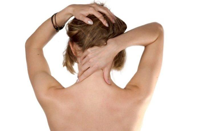 Лечение остеохондроза: корсет, подушка, самомассаж