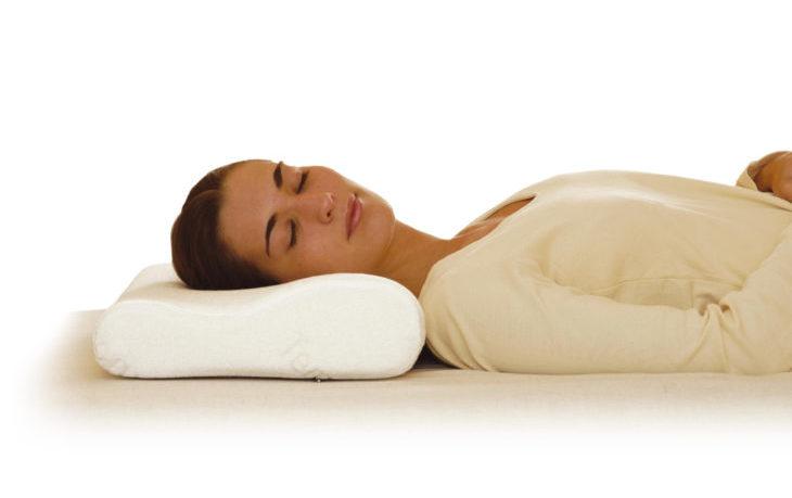 Матрас и ортопедические подушки при остеохондрозе