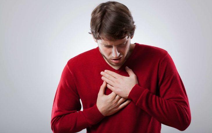 остеохондроз грудного отдела 2 степени