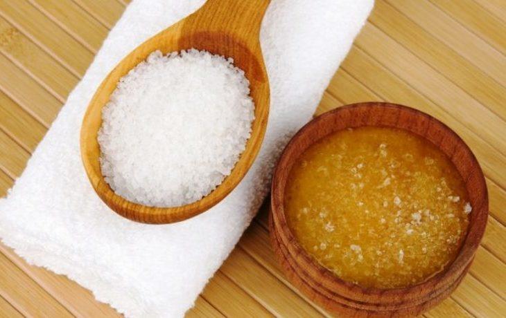 Особенности лечения остеохондроза медом, солью, пчелами