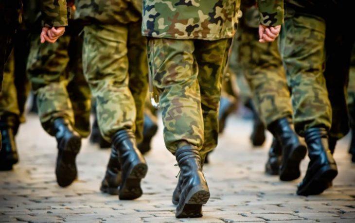 берут ли в армию с остеохондрозом