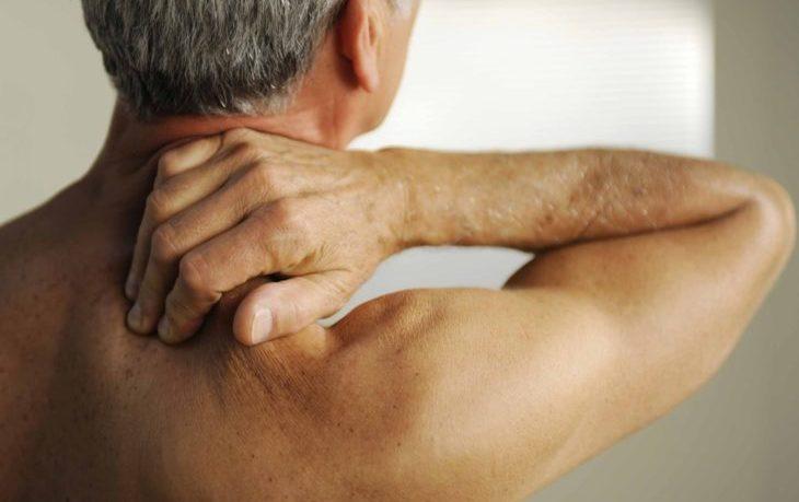 Шейный остеохондроз лечение солью и маслом